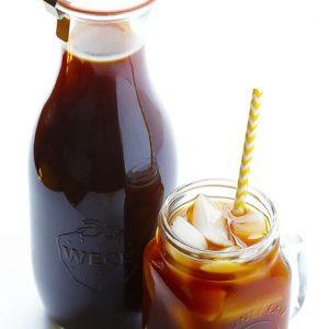 Receta café cold brew coffee
