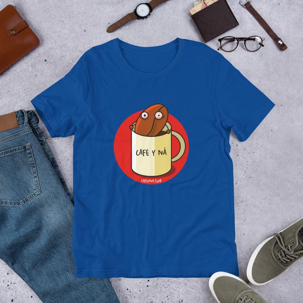Camiseta Café y Ná